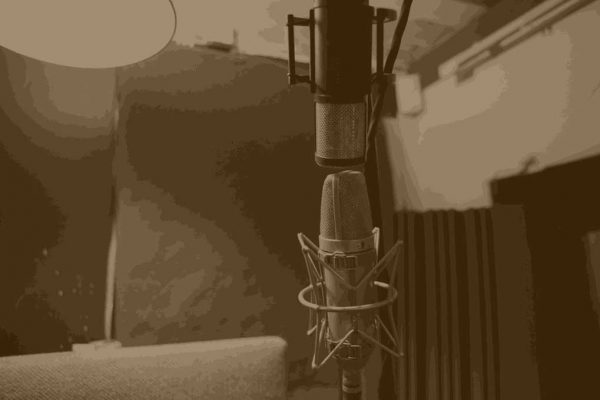 Images of MS microphones Debasement Recording Studio Melbourne